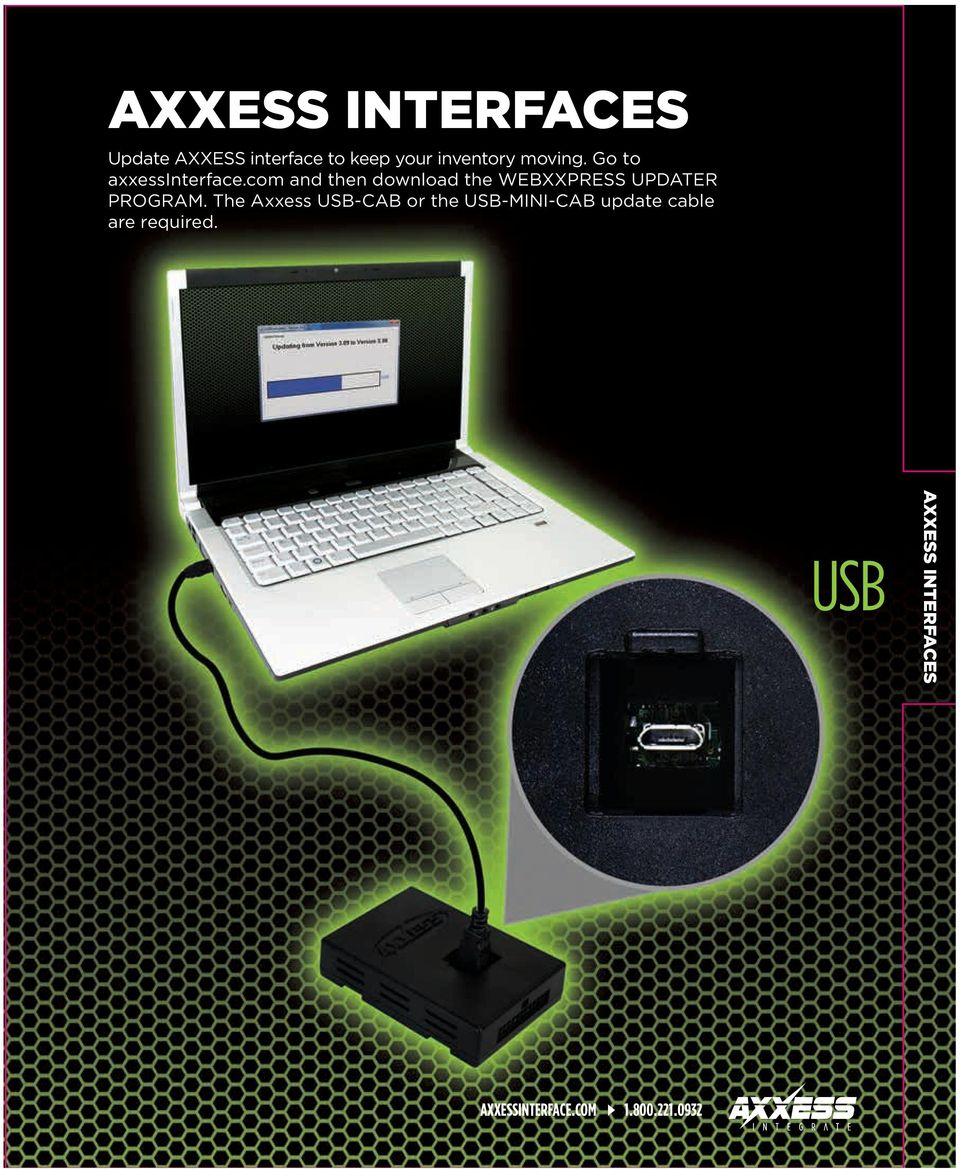 New Direct Connect Improved Product Usb Updatable And Metra Gmos04 Wiring Interface A Car Stereo Retain Axxess Interfaces Axxessinterfacecom Com Then Download The Webxxpress Updater Program