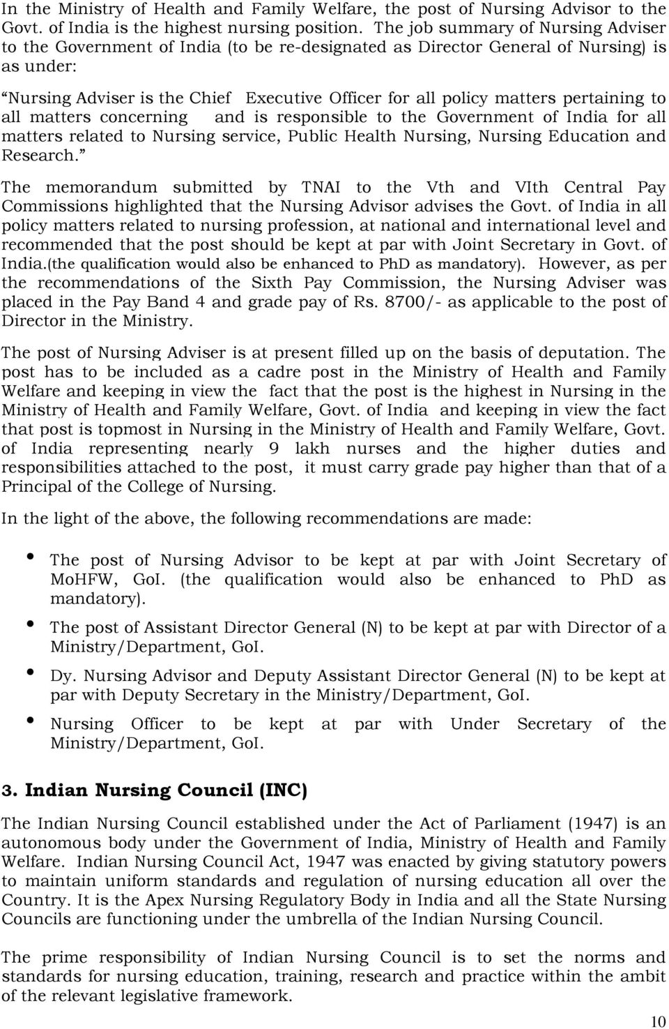 Pertaining To All Matters Concerning And Is Responsible The Government Of India For