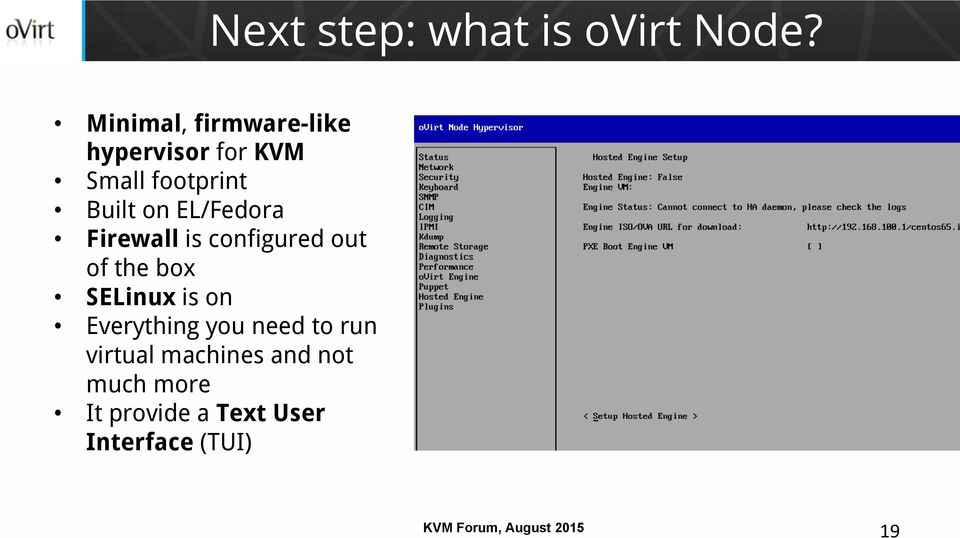 ovirt self-hosted engine seamless deployment - PDF