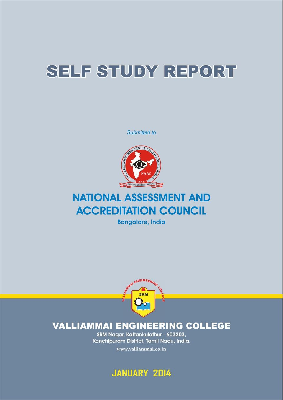 National assessment and accreditation council bangalore india pdf bangalore india il i ty vance valliammai engineering college srm nagar fandeluxe Gallery