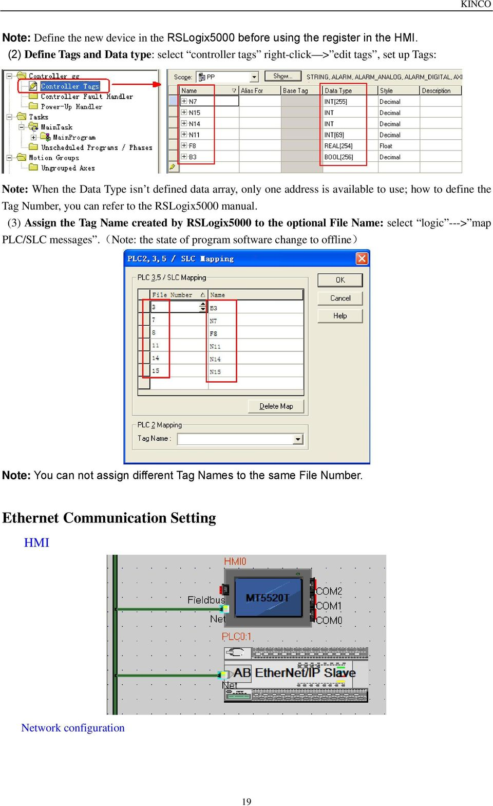 Contents Mt5000 4000 Series Hmi And Plc Connecting Guide Pdf Ethernet Connection Diagram Group Picture Image By Tag Address Is Available To Use How Define The Number You Can Refer