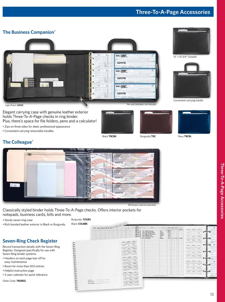 business checks accessories a variety of business products to