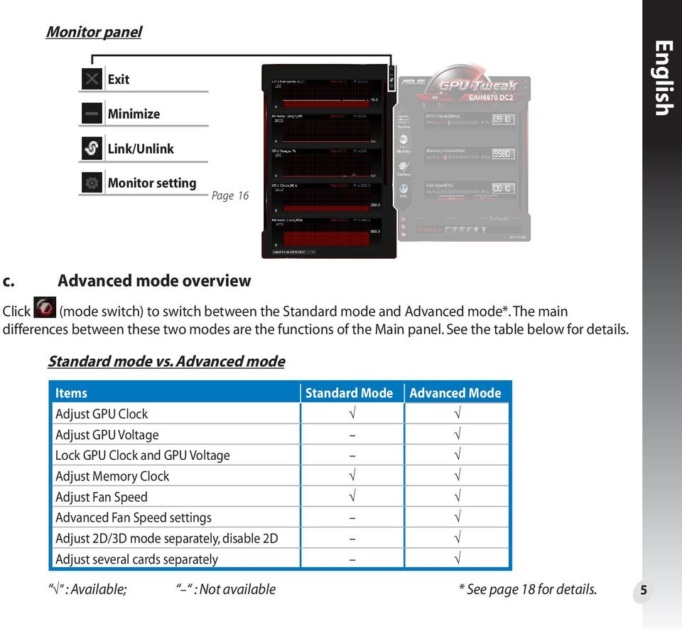ASUS GPU Tweak User Manual - PDF