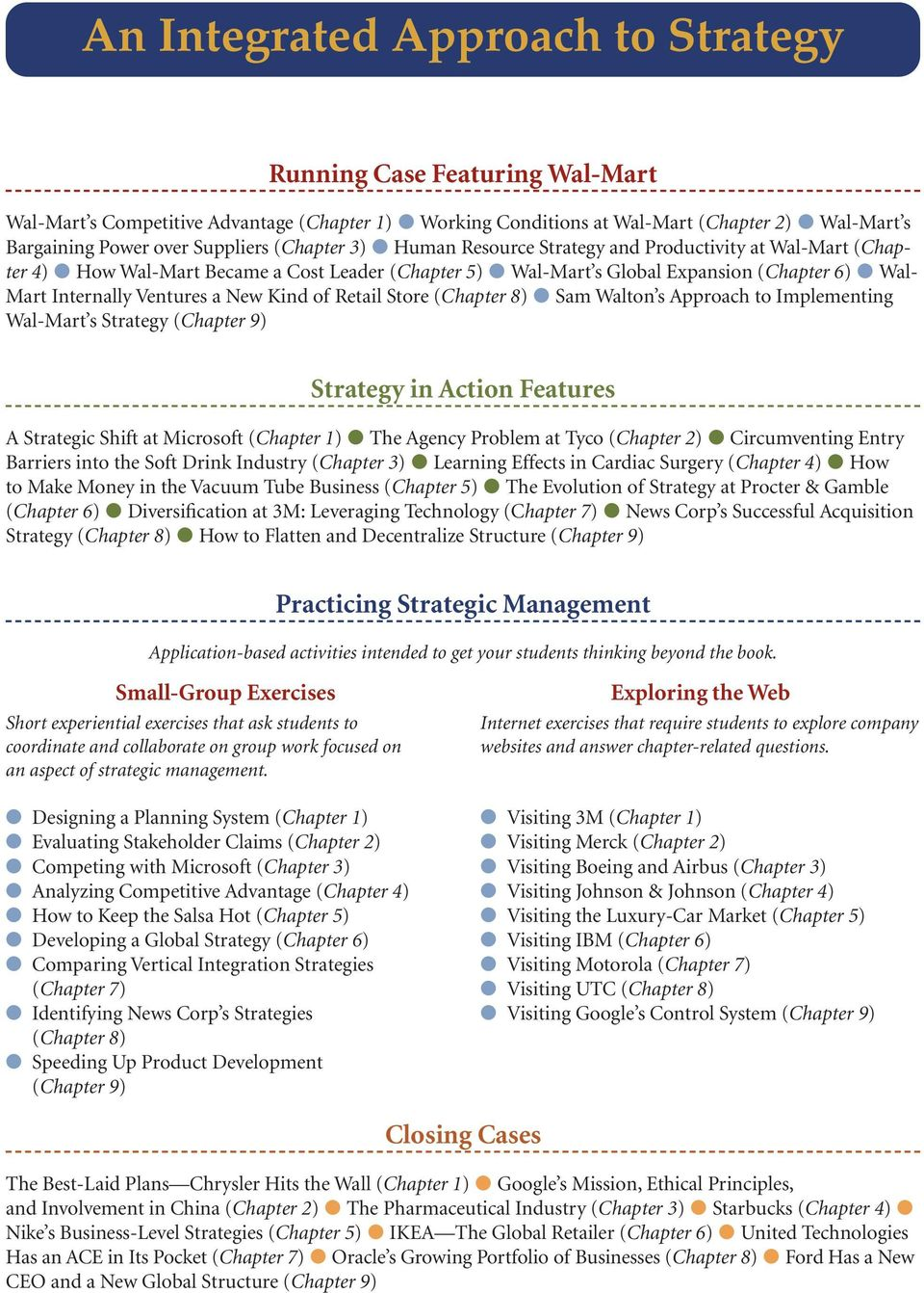 An Integrated Approach to Strategy - PDF