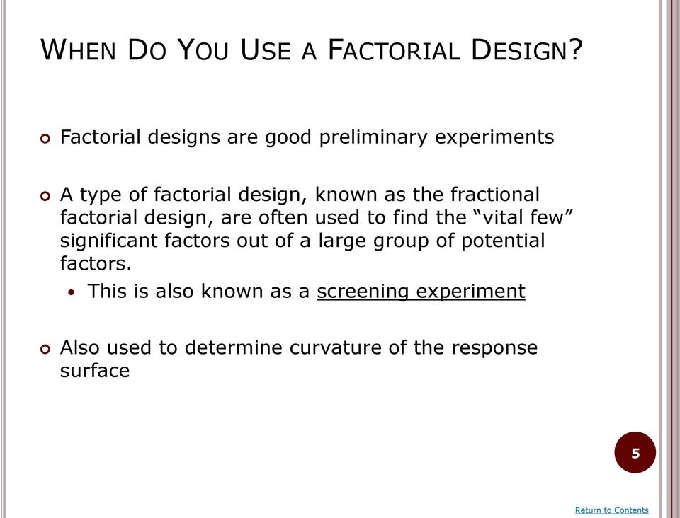 HOW TO USE MINITAB: DESIGN OF EXPERIMENTS  Noelle M  Richard