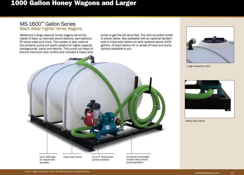 Campground Pump Outs And Attachments Pdf Free Download