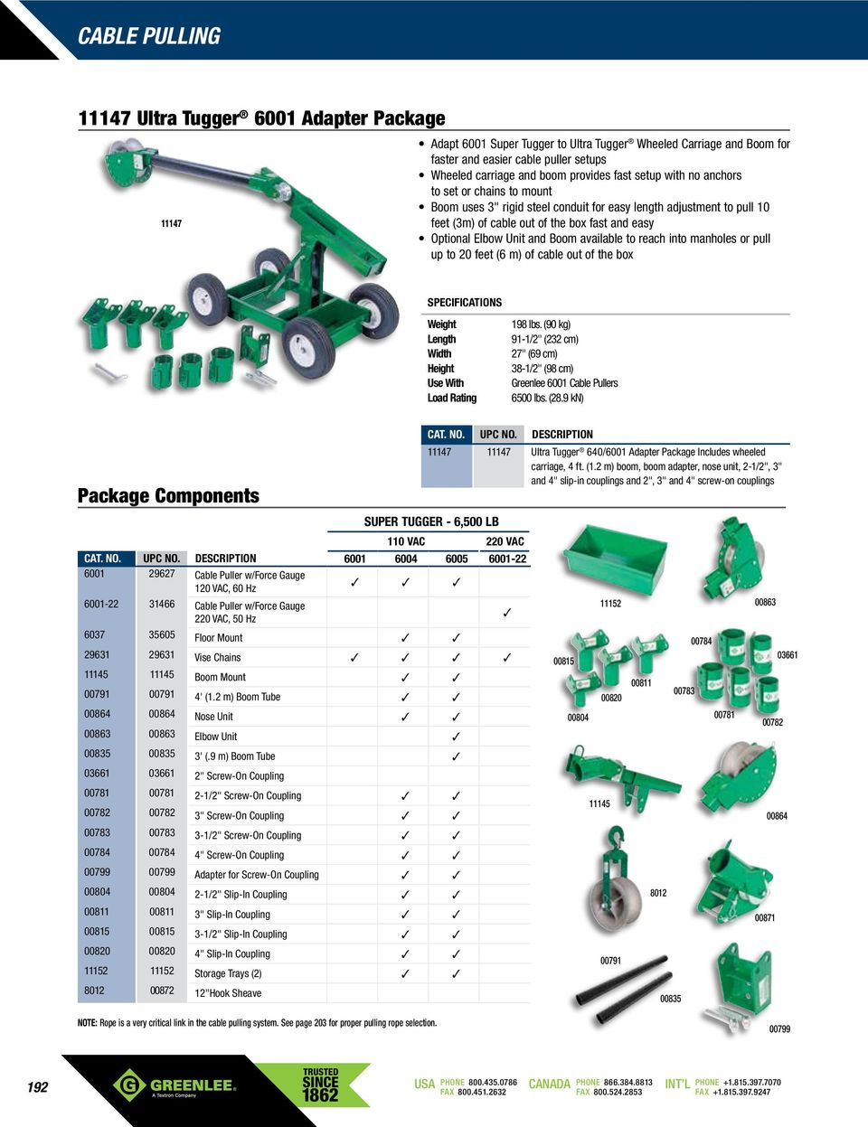 CABLE PULLING. Contents. - PDF