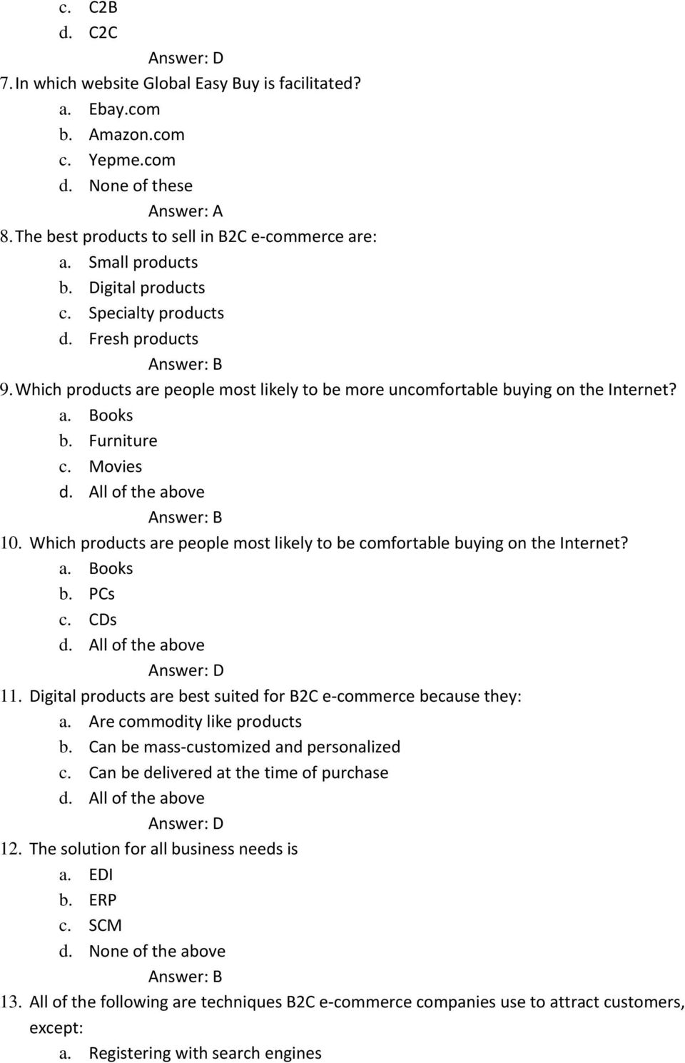 Computer Fundamentals Questions And Answers Multiple Choice Pdf