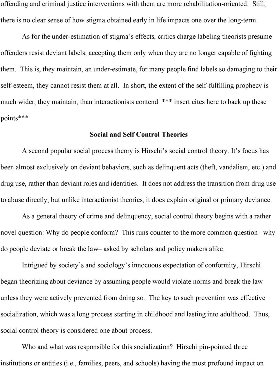 sociological theory of law