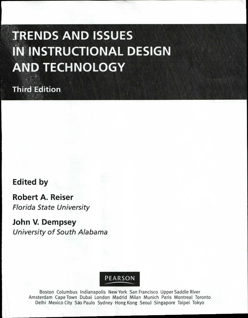 Trends And Issues In Instructional Design And Technology Pdf Free Download