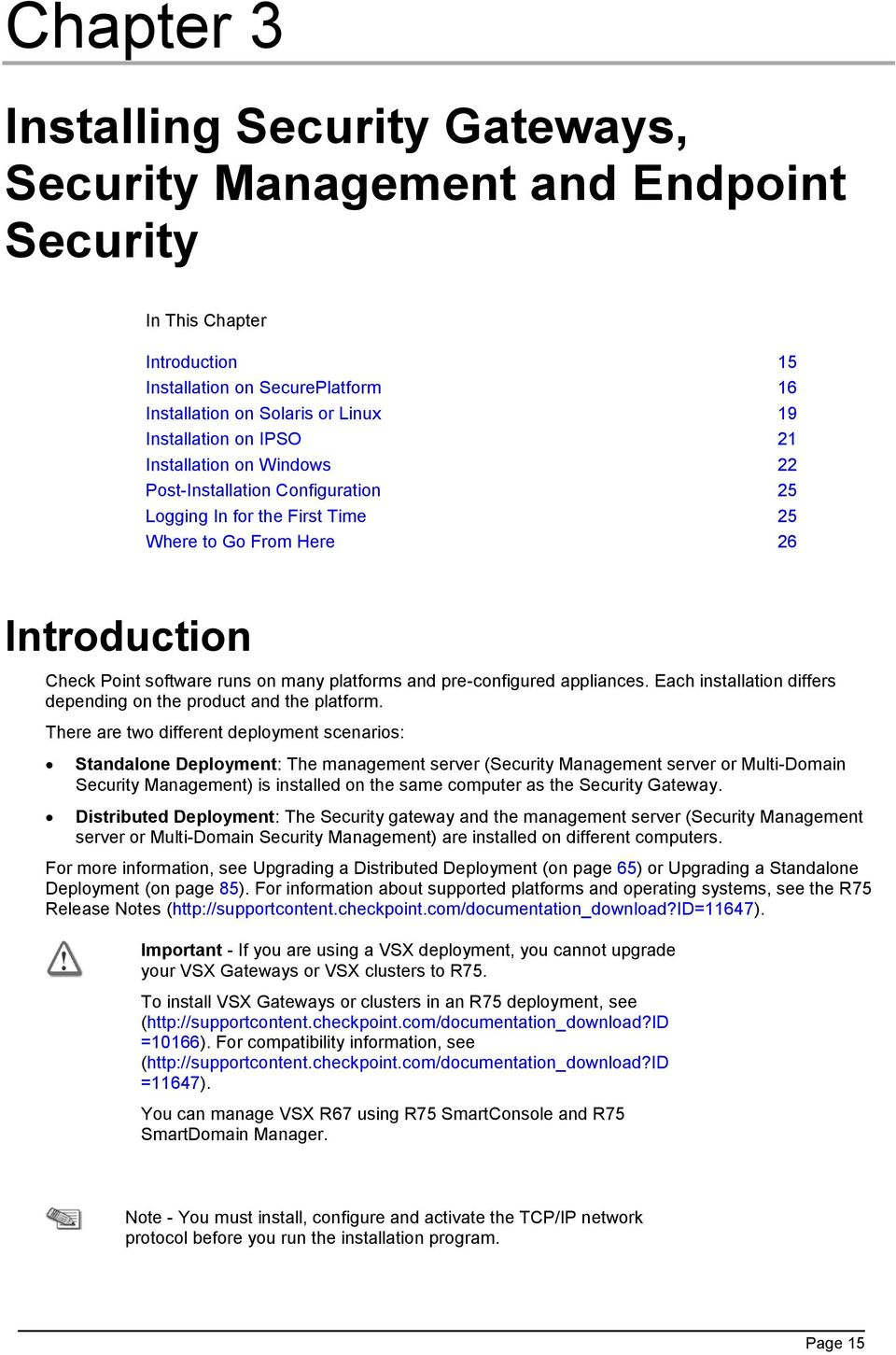 R75  Installation and Upgrade Guide - PDF