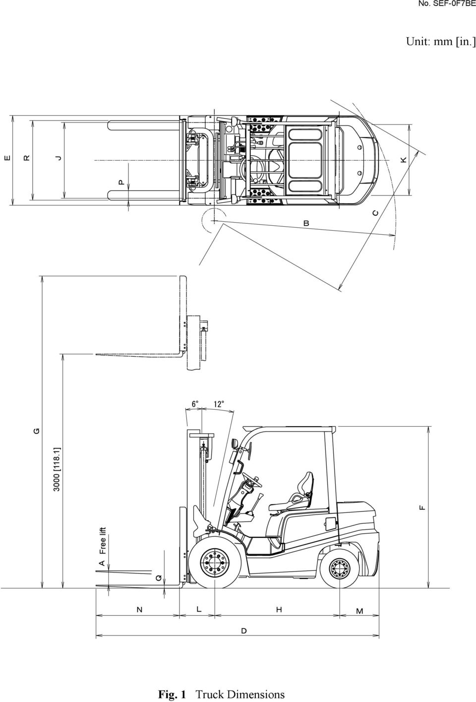 Service Manual Forklift Truck Tcm Corporation Fhd18t3 Fhg18t3 Turn Signal Wiring Diagram Free Lift 3000