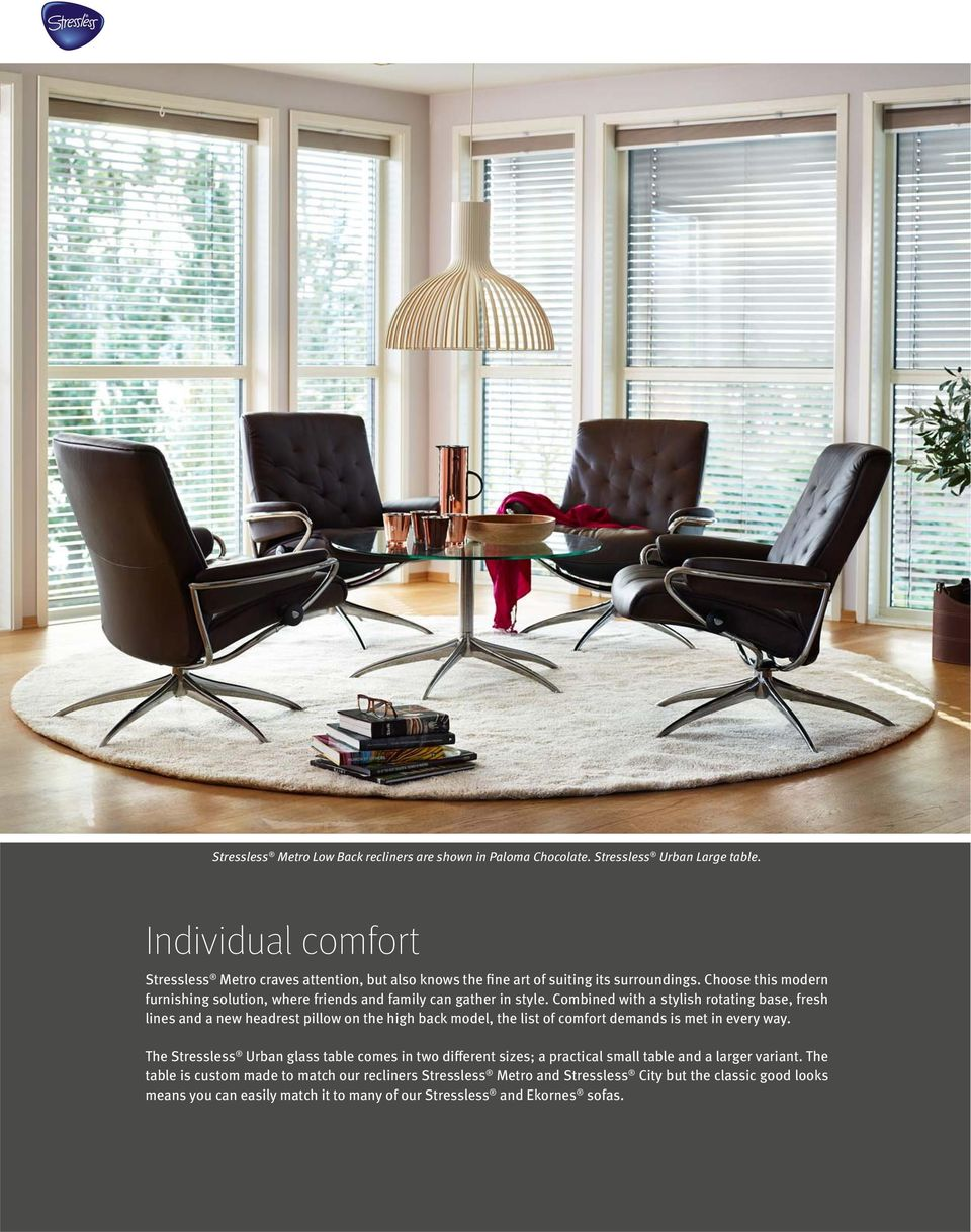 Choose This Modern Furnishing Solution Where Friends And Family Can Gather In Style