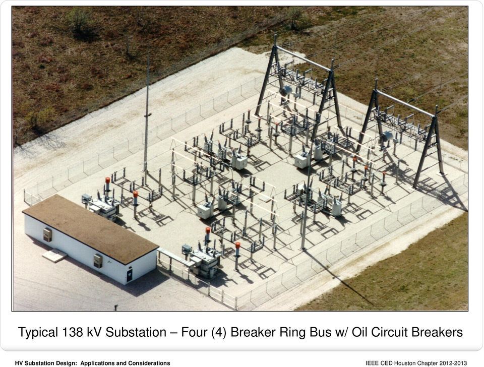 HV Substation Design: Applications and Considerations - PDF