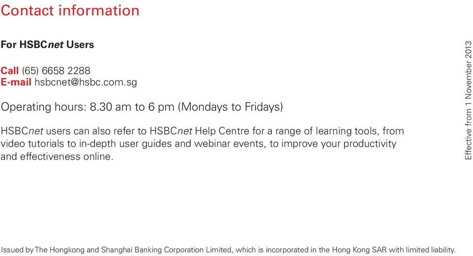 HSBC s guide to straight-through processing  Ensuring timely and