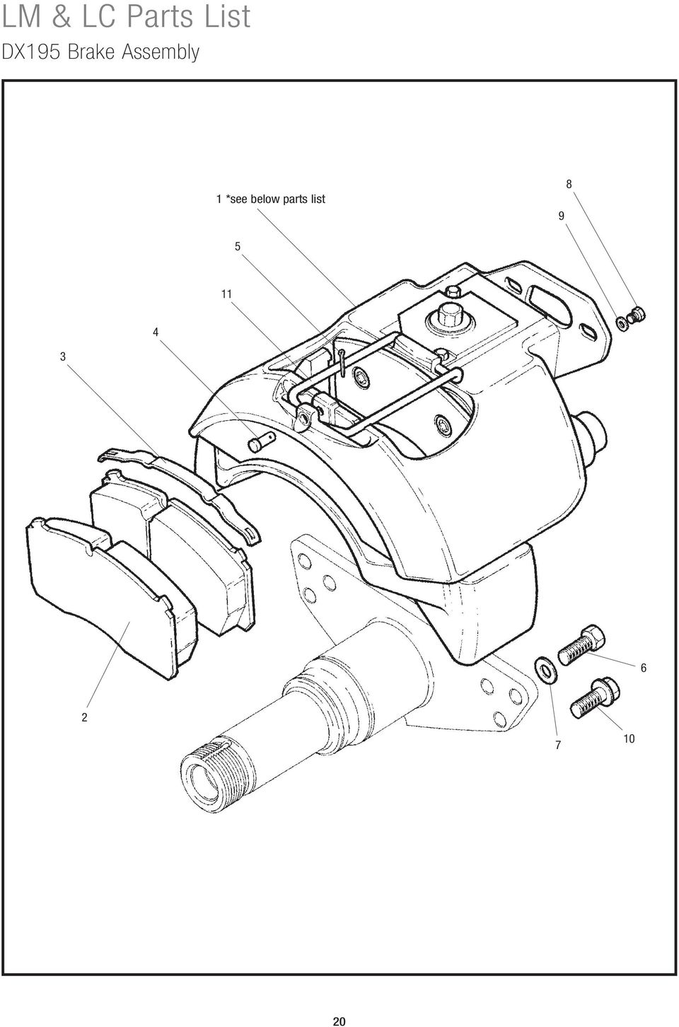 meritor trailer products pdf Dodge Durango Brake System 1 see below parts