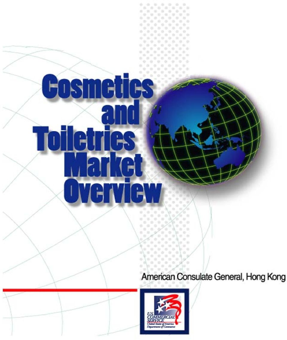 Asia-Pacific Cosmetics and Toiletries Market Overview CONTENTS - PDF