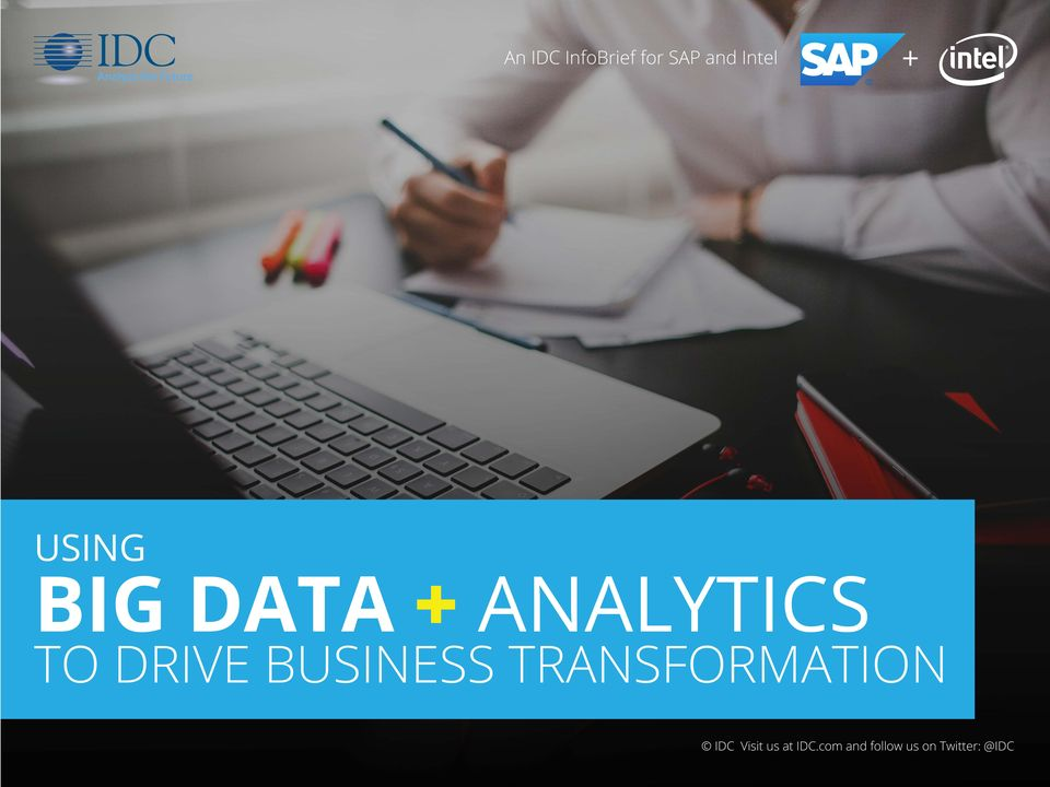 DATA + ANALYTICS TO