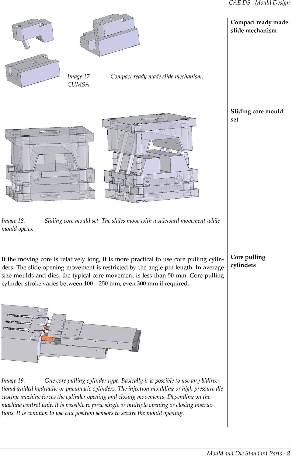 Mould and Die Standard Parts - PDF