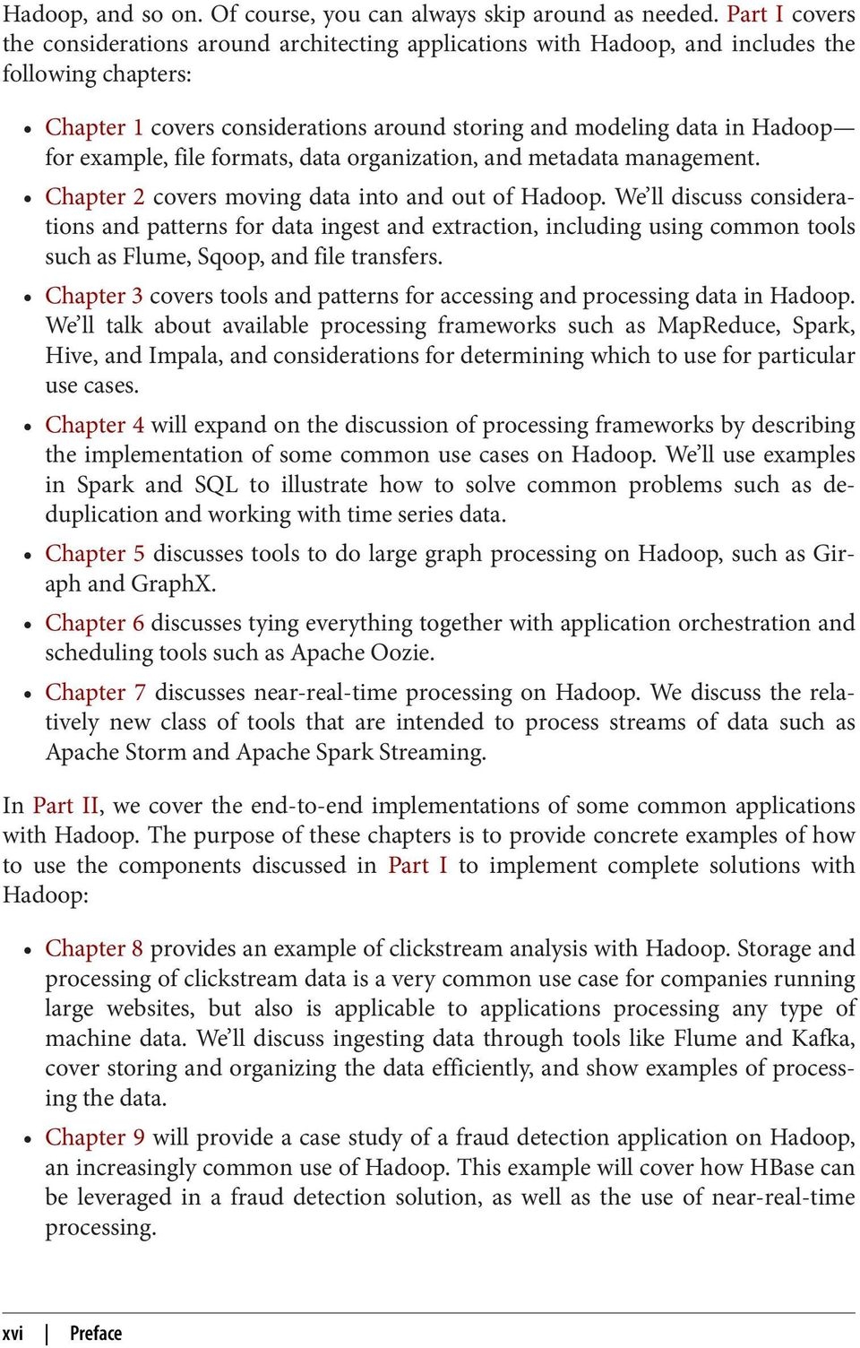 Hadoop Application Architectures  Mark Grover, Ted Malaska