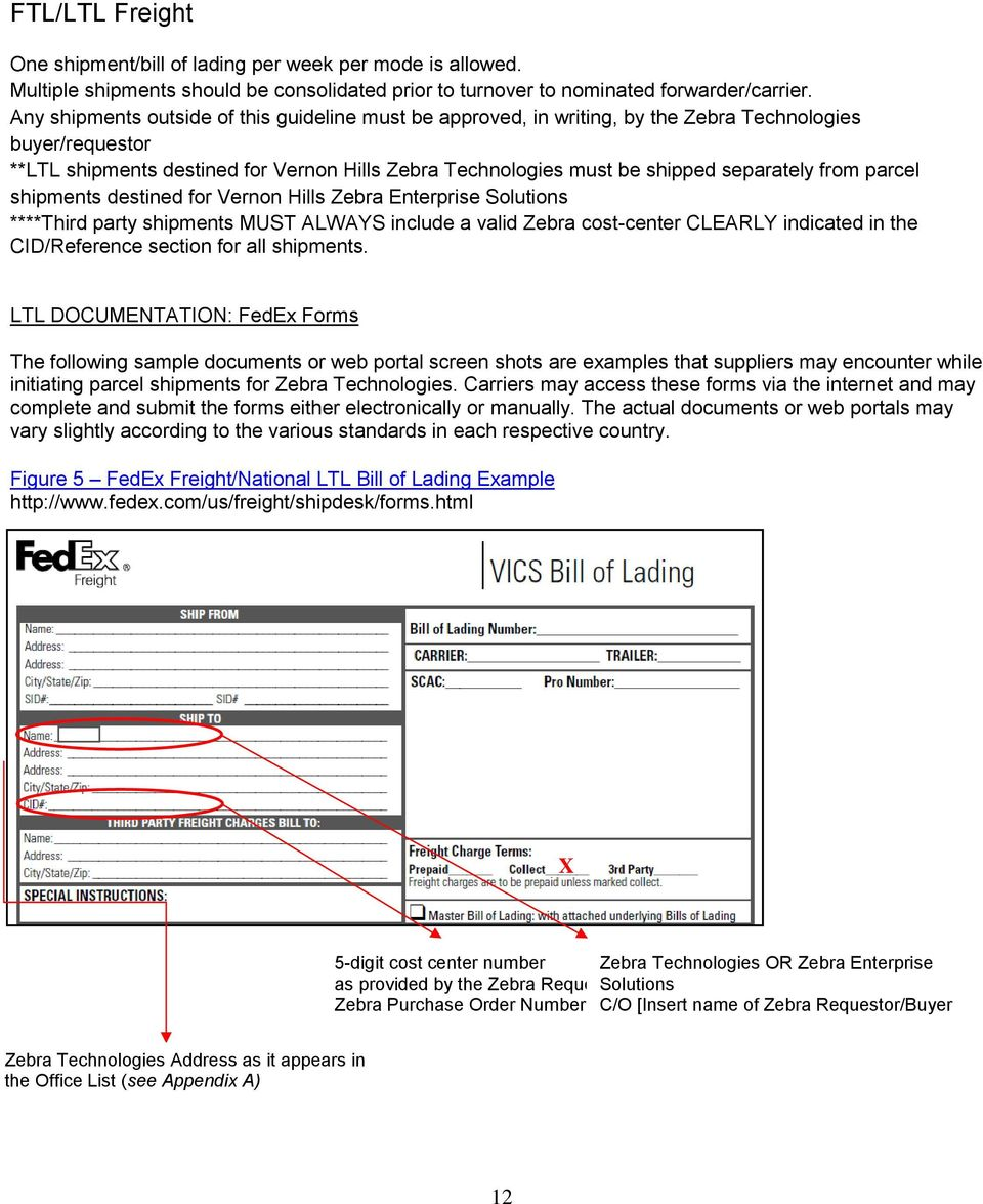Routing and Shipping Guidelines for Supplier Use V PDF