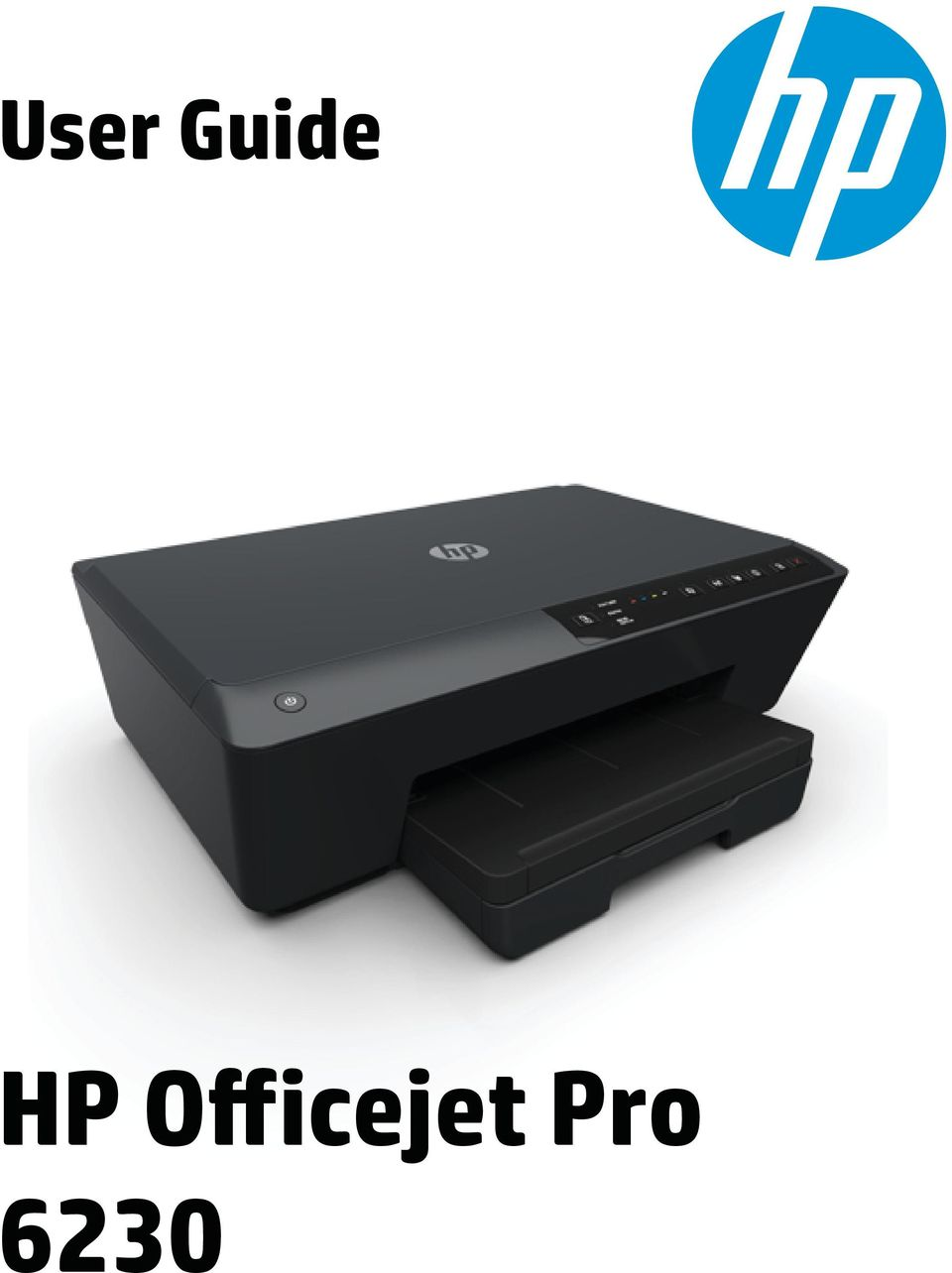 2 HP Officejet Pro 6230 User Guide