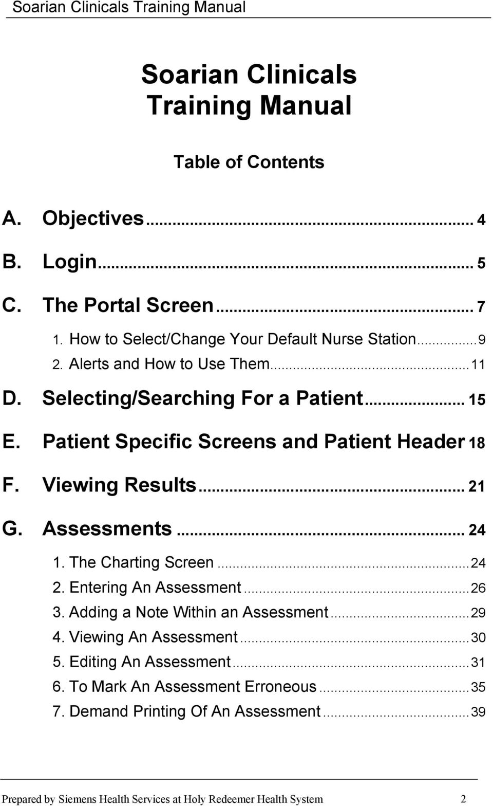 Soarian manual array soarian clinicals training manual for current nursing staff rh docplayer net fandeluxe Image collections