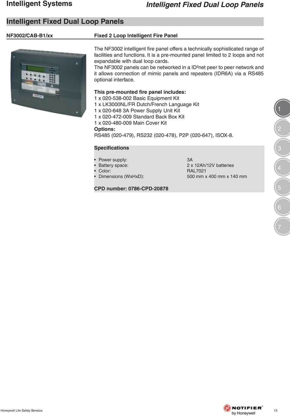 Product Catalogue  catalogue  Fire and Gas Detection Systems