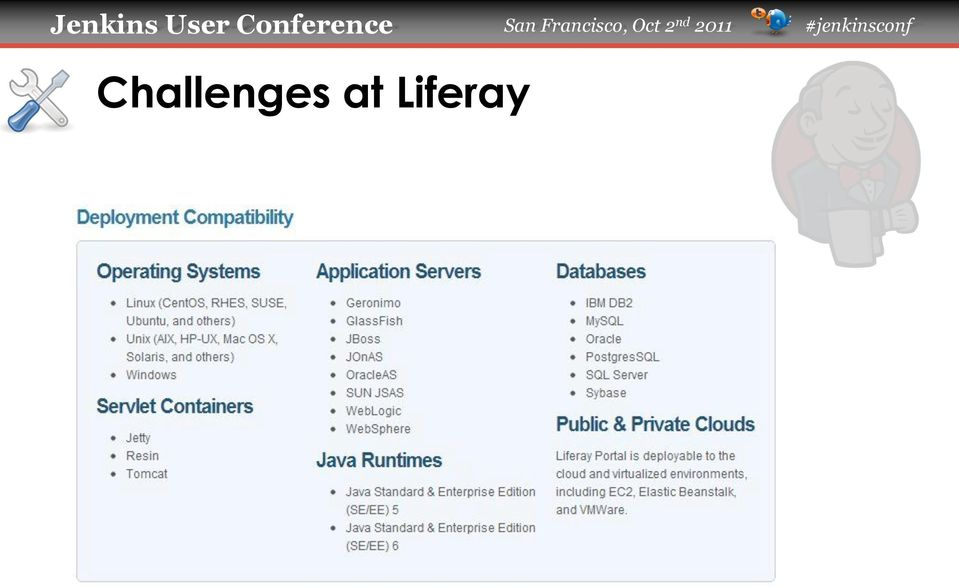 How Liferay Is Improving Quality Using Hundreds of Jenkins