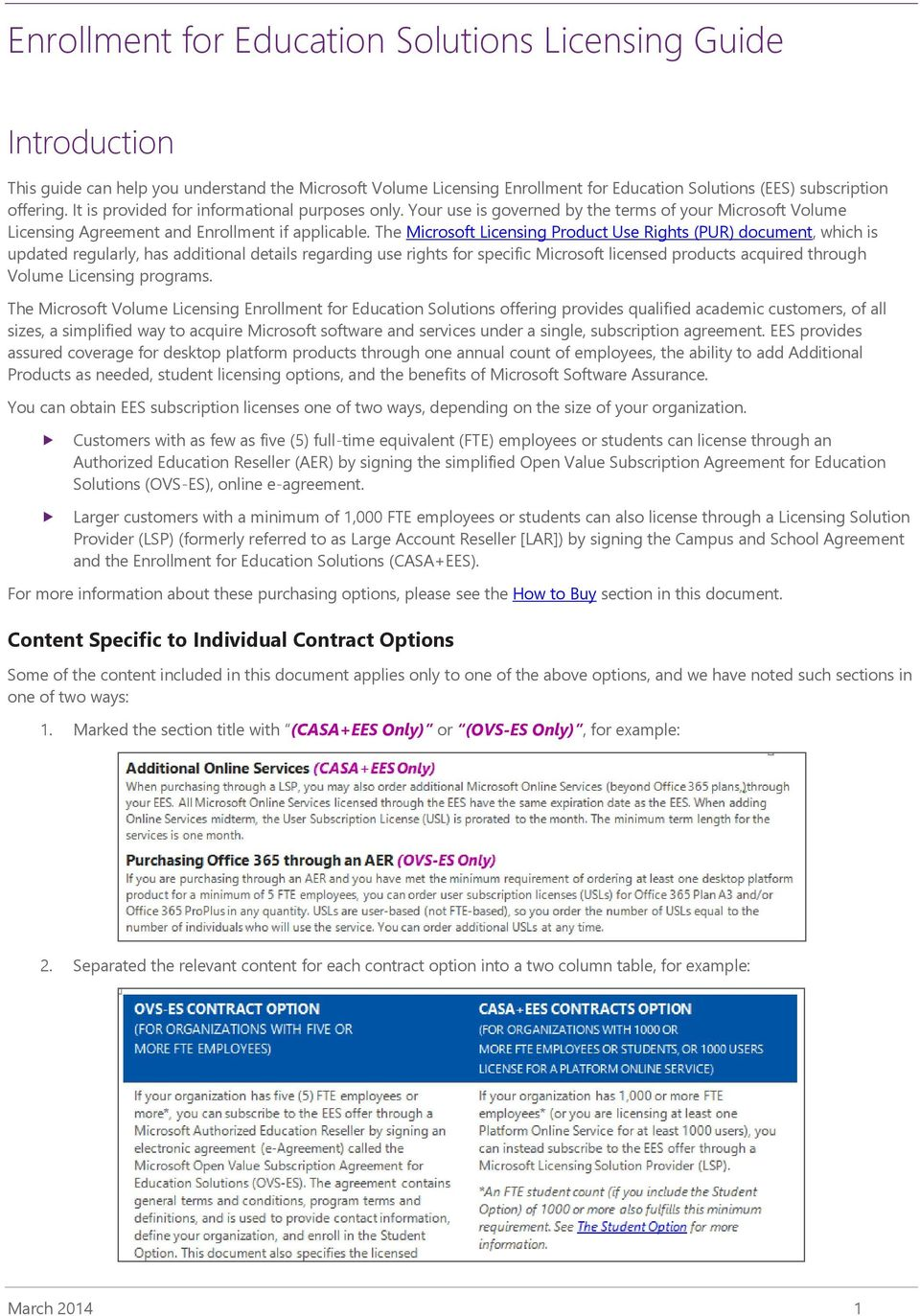 Enrollment for Education Solutions (EES) - PDF