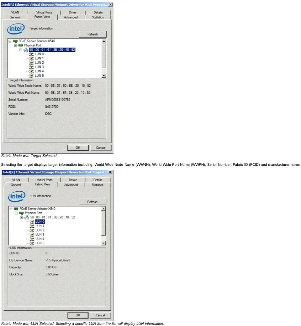 INTELR ETHERNET FCOE PROTOCOL DRIVER FOR PC
