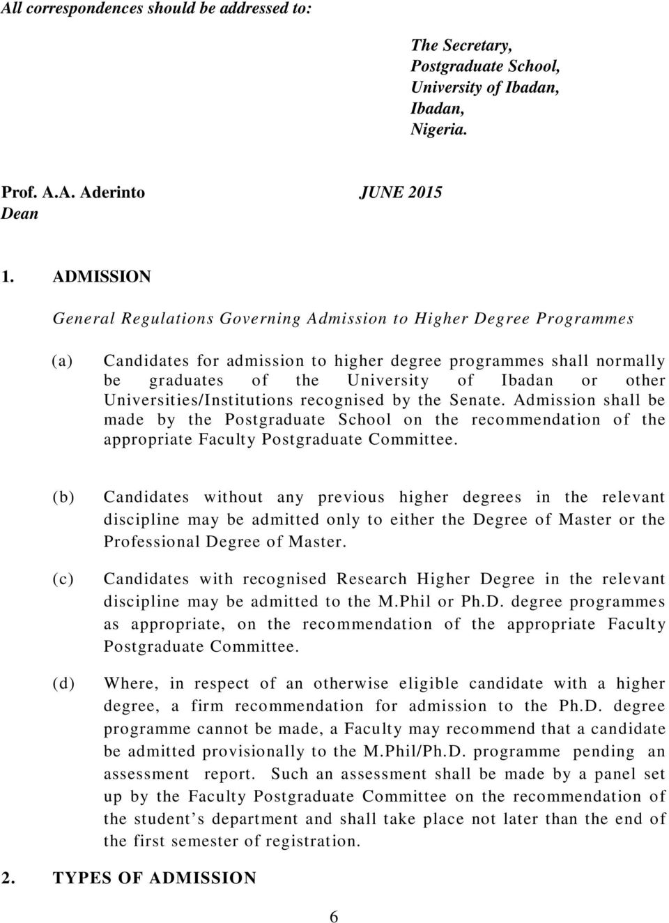 Recommendation Letter Sample For Master Degree from docplayer.net