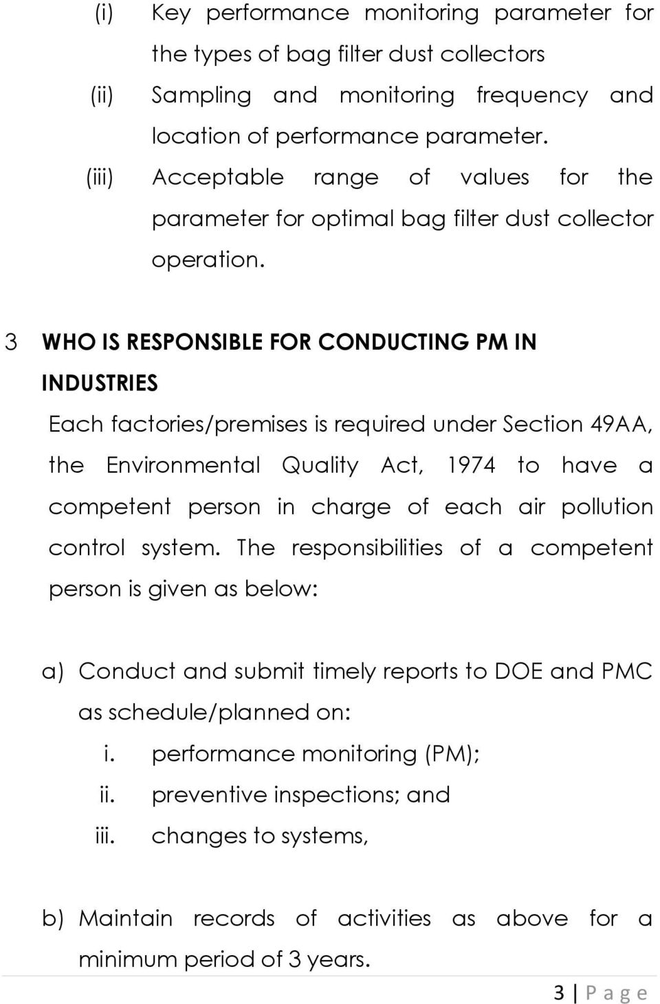 A Guidebook On Performance Monitoring Of Bag Filter Dust Collector Pdf Free Download