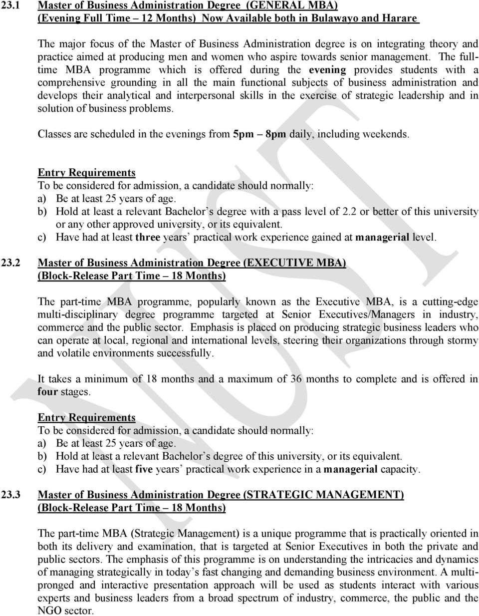NATIONAL UNIVERSITY OF SCIENCE AND TECHNOLOGY - PDF
