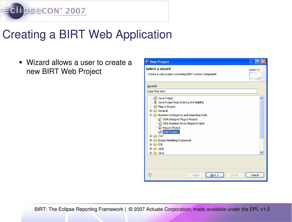How to Easily Integrate BIRT Reports into your Web