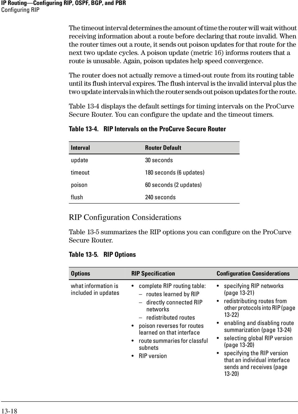 Ip Routing Configuring Rip Ospf Bgp And Pbr Pdf
