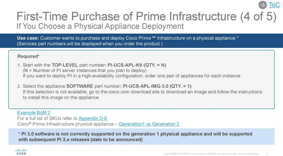 Cisco Enterprise Management 3 x, Prime Infrastructure 3 x