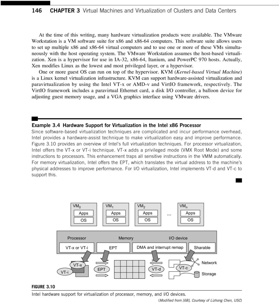 Executive Privilege Mode: 3 CHAPTER OUTLINE. Virtual Machines And Virtualization Of