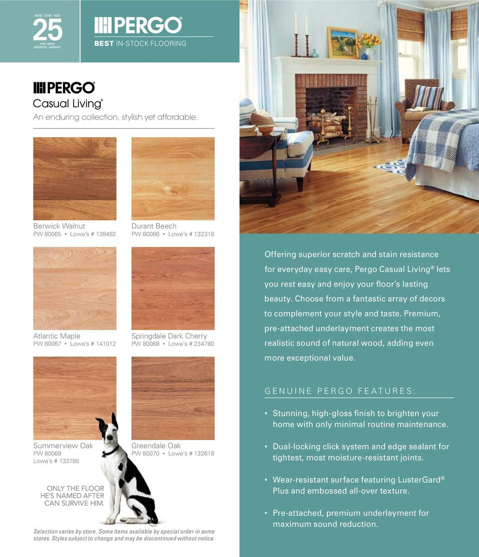 Laminate Flooring The Most Versatile Flooring Option For