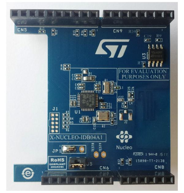 Quick Start Guide  Bluetooth Low Energy expansion board