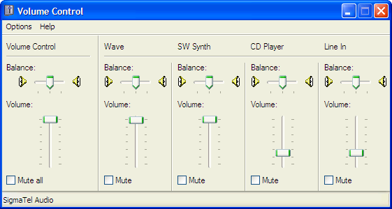 GATEWAY 711 SIGMATEL AUDIO DRIVERS FOR WINDOWS