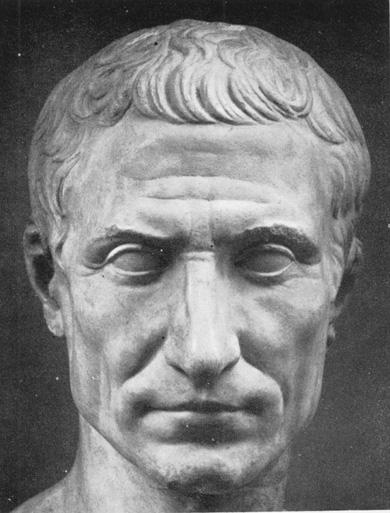 JULIUS CAESAR (100 BC) Came to power as a Roman military leader Was named dictator for life Expanded citizenship to a wide group of people, expanded the