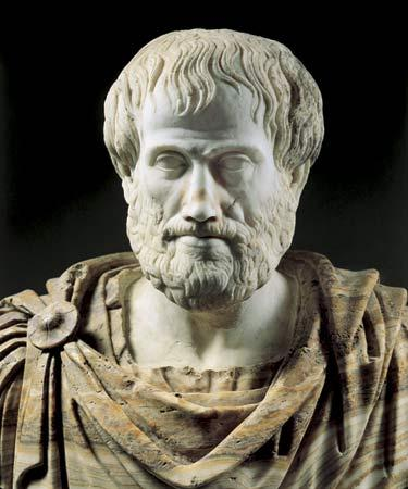 ARISTOTLE (384 BC) A student at Plato s Academy Developed rules of logic