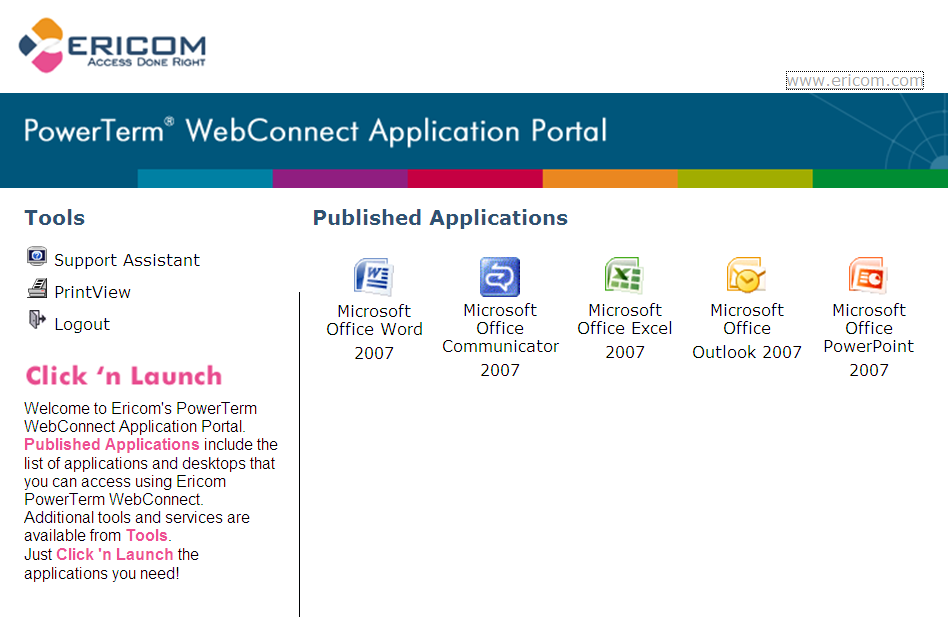 PowerTerm WebConnect  Version Administrator s Manual - PDF