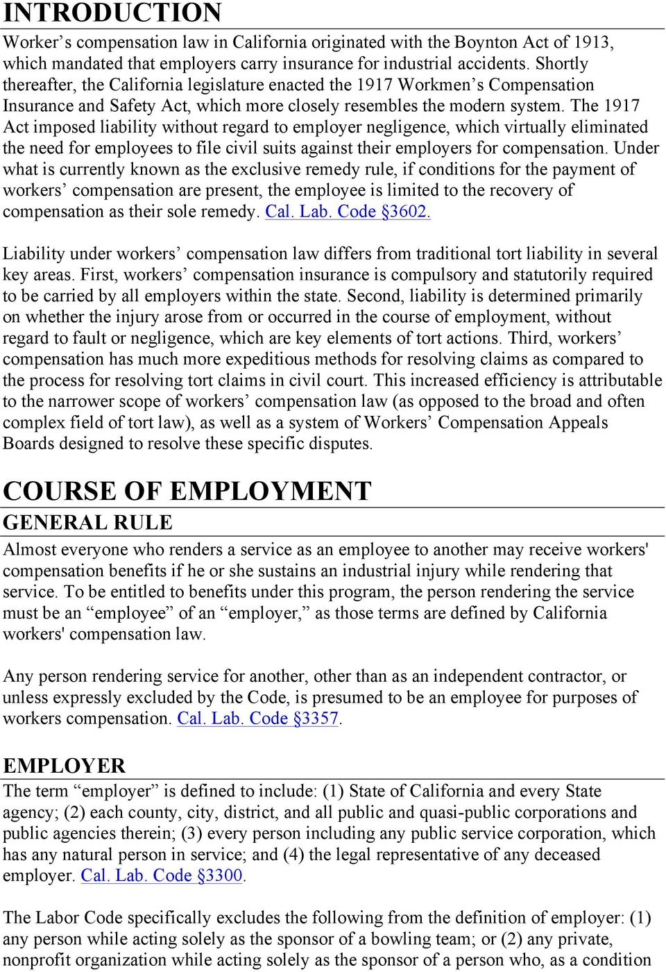 course of employment general rule - pdf
