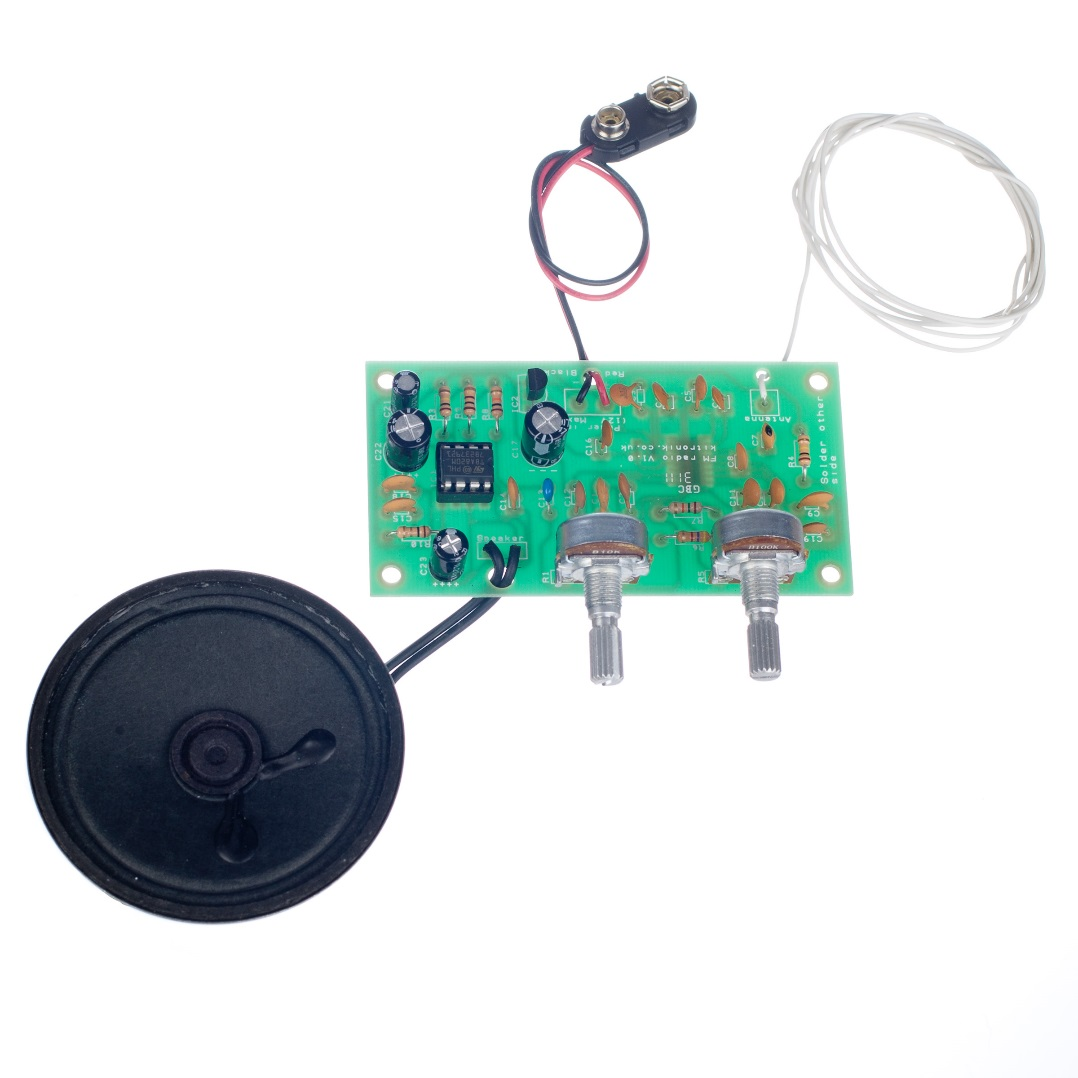 Teaching Resources Schemes Of Work Developing A Specification Wiring Pcb Circuit Board Soldering Iron Stand Repair Tool Dual Clip 4x The Design Brief Manufacturer Has Developed For An Fm Radio
