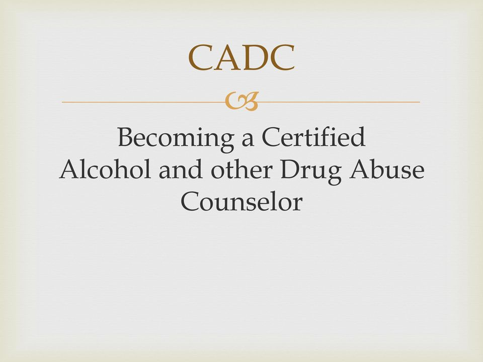 Sherry Dockins Masa Lcpc Cadc Icdvp Substance Abuse Coordinator