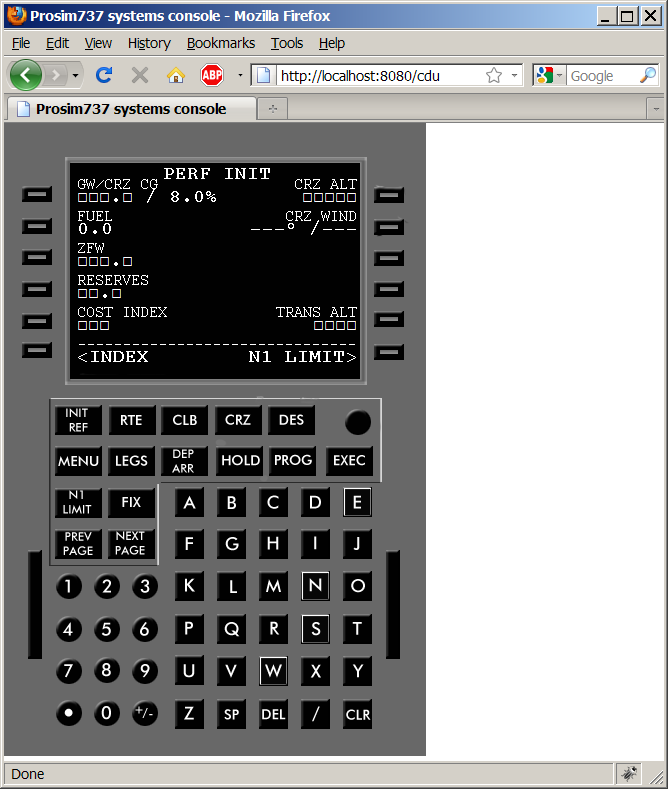 ProSim737 User Manual - PDF