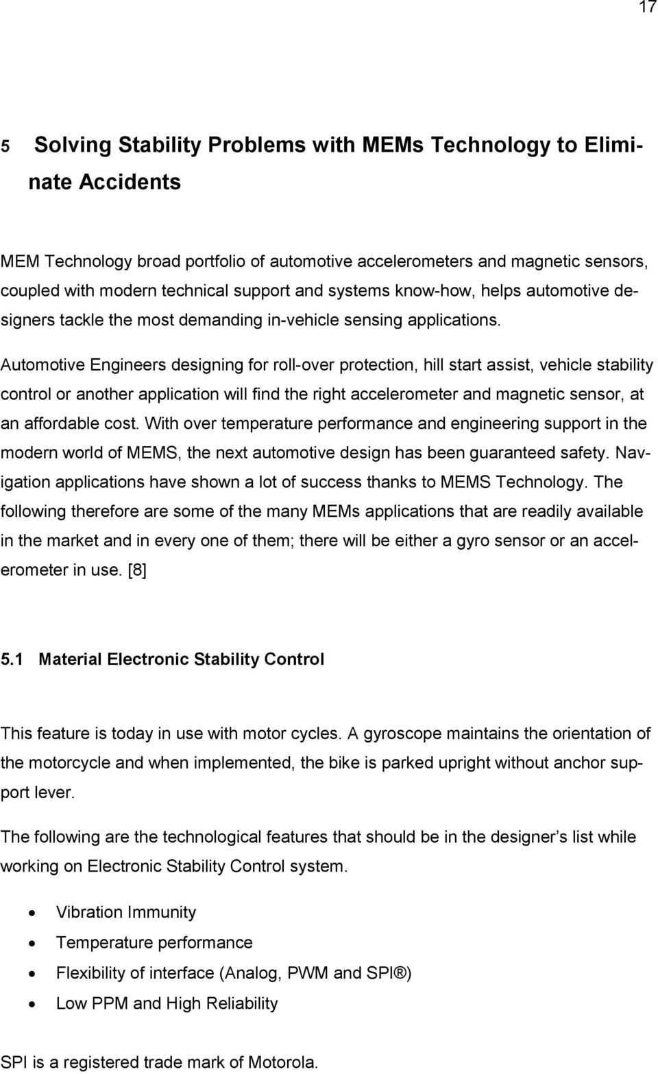 Operation Of Gyro Sensor And 3 Axis Accelerometer Thesis Pdf Mems Gyroscope To Improve Car Gps Navigation System Performance Automotive Engineers Designing For Roll Over Protection Hill Start Assist Vehicle Stability Control