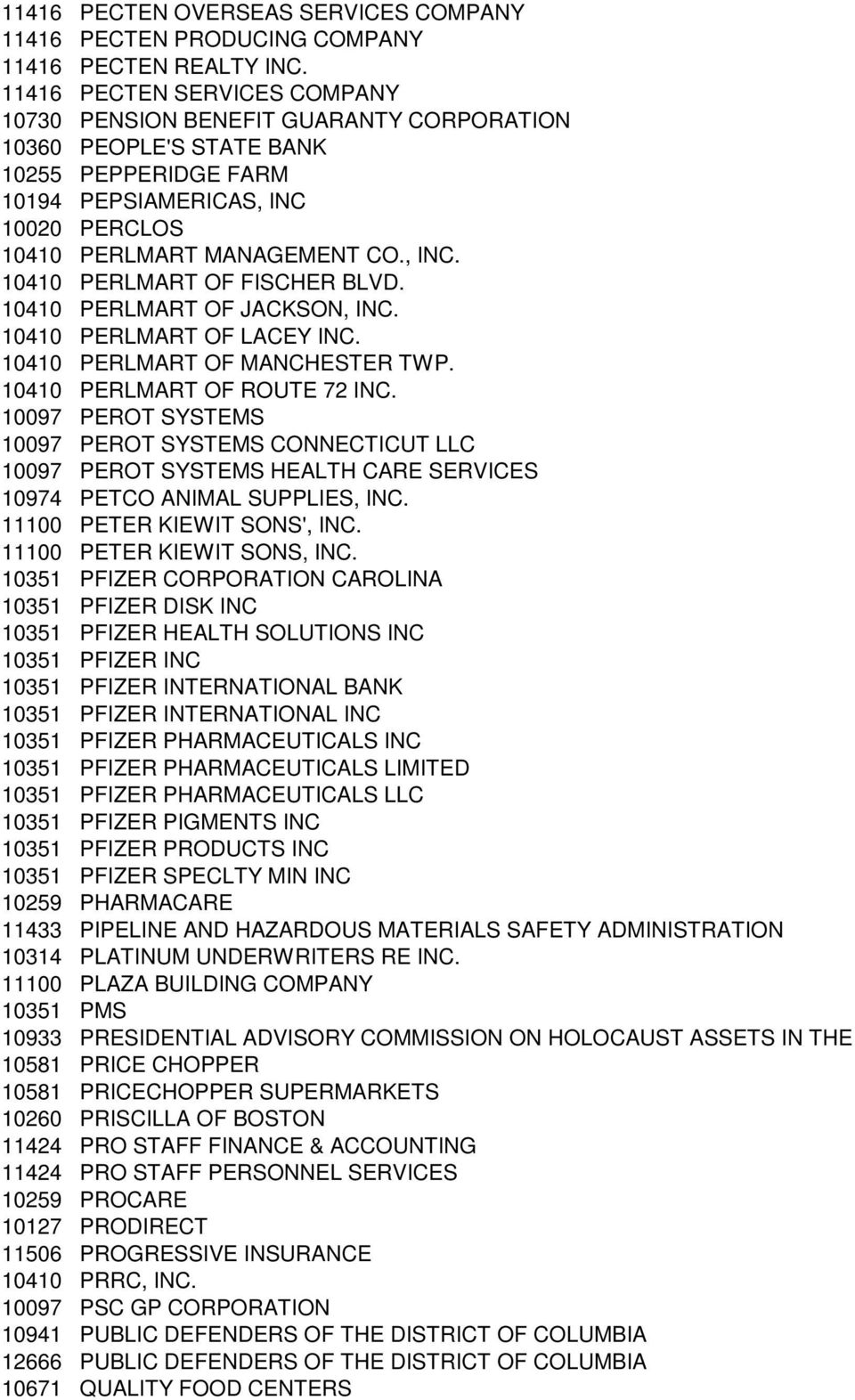 Company W-2's Available at - PDF